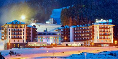 отель Radisson Blu Resort, Bukovel