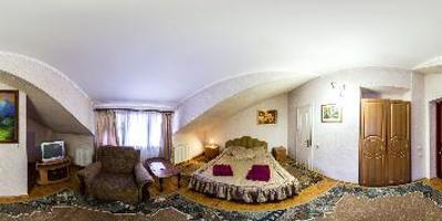 Апартаменты, спальня 1