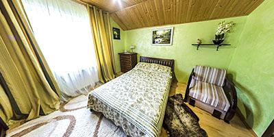 частная усадьба Зелена Садиба у Ліди