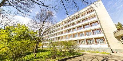 санаторий Кришталевий Палац