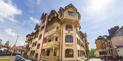 курортно-готельний комплекс Svityaz Hotel Resort and SPA