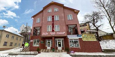 мотель-кафе Над Вичов