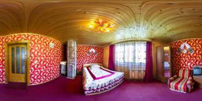 Комната Красная