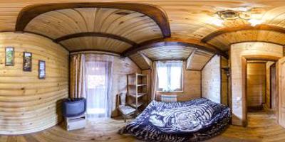 Коттедж №1, Спальня 2