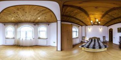 Коттедж №2, Спальня 1