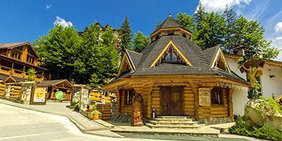 сімейний курорт Ведмежа Гора